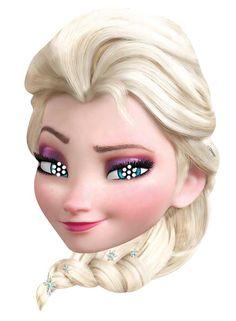 Disney Frozen - Elsa Face Mask