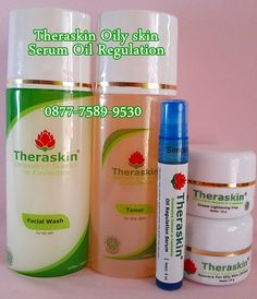 Paket Theraskin Oily Skin & Serum Oil regulation