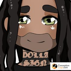 TY dolla $ign 2018 - Cartoon Art - Caricature Picture