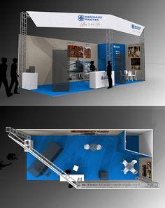 Neuhaus Neotec #hostmilano #hostmilano2015 #standdesign #exhibitionstanddesign #design #exhibition #milano #2015