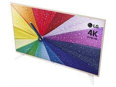 """Smart TV LED 43"""" 4K LG 43UF6900 Ultra HD - Conversor Integrado 3 HDMI 1 USB Wi-Fi com as melhores condições você encontra no Magazine Sualojaverde. Confira!"""