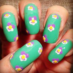 Instagram photo by jezzlan  #nail #nails #nailart