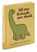 All My Friends Are Dead | Mod Retro Vintage Books | ModCloth.com First birthday present for Vivian?