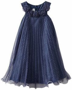 Bonnie Jean Girls 7-16 Dot Crystal Pleat Dress, Blue, 7 Bonnie Jean, http://www.amazon.com/dp/B009URQ5MQ/ref=cm_sw_r_pi_dp_FNldrb1ABXDD5