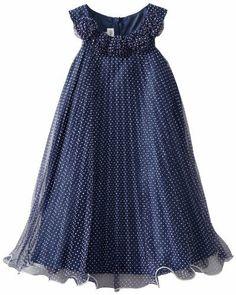 Bonnie Jean Girls 7-16 Dot Crystal Pleat Dress, Blue, 7 Bonnie Jean, http://www.amazon.com/dp/B009URQ5MQ/ref=cm_sw_r_pi_dp_FNldrb1ABXDD5