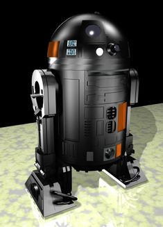R2-A1 • Fan-arts • Star Wars Universe