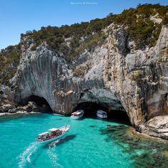 Gulf of Orosei, Sardinia, Italy.
