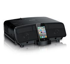Projector Home Theater (easy set design!!) Epson MegaPlex MG-850HD