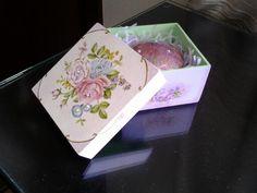 Caja con jabon