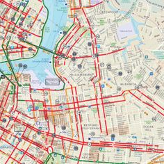 NYC DOT - Bicycle Maps