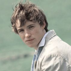 Eddie Redmayne as Angel Clare in Tess of the D'Ubervilles