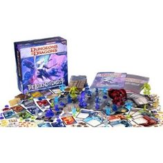 Legends of Drizzt Board Game
