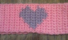 Ravelry: Cathryn's Heart Headband pattern by Price Crochet Creations