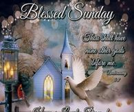 Blessed Sunday, Have A Lovely Day