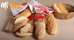 Домашни багети Bread, Recipes, Food, Kitchens, Projects, Rezepte, Essen, Breads, Baking