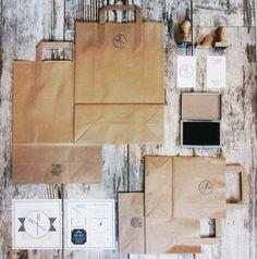 RRRIOTshop - concept store & independent clothing label by Stefania Capellupo, via Behance
