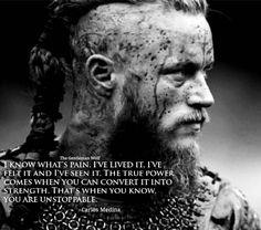 Travis Fimmel as Ragnar Lothbrok, Vikings Vikings Show, Vikings Time, Vikings Tv Series, Vikings 2, Bracelet Viking, Viking Jewelry, Ragnar Lothbrok Vikings, Ragnar Lothbrok Quotes, Vikings Travis Fimmel
