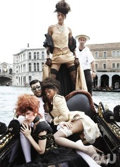 Gondola ride in Venice - ANTM