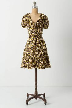 f7dc64aa4ea1 hi there from karen walker persimmmon ruffle dress Little Dresses
