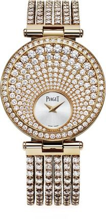 Rose gold Diamond Watch G0A37139 - Piaget Luxury Watch Online @ The House of Beccaria