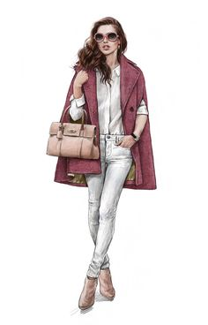 Illustrations for Cocoon Luxury Wear. on Behance Fashion Drawing Dresses, Fashion Illustration Dresses, Dress Illustration, Medical Illustration, Fashion Design Sketchbook, Fashion Design Drawings, Fashion Sketches, Art Sketchbook, Dress Design Drawing