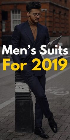15 Suit Styles To Update Look From Ordinary To Extraordinary