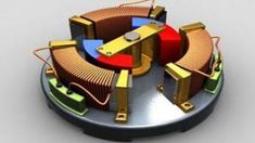 How to Produce Power With Magnets  Many strength vegetation use moving magnets to convert kinetic and magnetic power into electric current. Magnet generators make [...] Diy Electronics, Electronics Projects, Renewable Energy, Solar Energy, Tesla Generator, Tesla Free Energy, Magnetic Generator, Electronic Engineering, Sustainable Energy