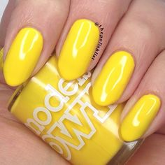 yellow.quenalbertini: Instagram photo by thepolishlist via ink361