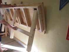 Best folding workbench I've seen so far!