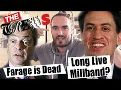 Farage Is Dead - Long Live Miliband? Russell Brand The Trews (E301) - YouTube