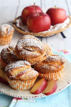 Gluten Free Cupcakes, Gluten Free Muffins, Gluten Free Recipes, Best Italian Recipes, New Recipes, Sin Gluten, Cinnamon Rolls, Food And Drink, Sweets