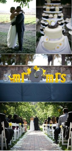 """just stating the obvious, but it a very nice way! """"mr & mrs sign"""""""