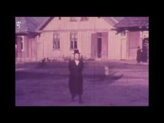 Rare Color Footage Depicting Jewish Life in the Shtetl Before the Holocaust - YouTube