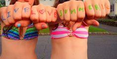 Live. Love. Summer.
