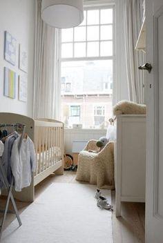 small neutral nursery