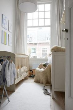 #neutral #modern #nursery