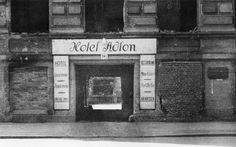 Hotel Adlon 1946 Eingang in der Wilhelmstrasse