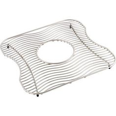 Elkay LKWBG1116SS Bottom Grid, Silver
