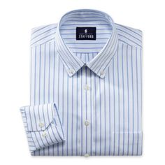 Oxfords oxford shirts and irons on pinterest for Stafford dress shirts fitted