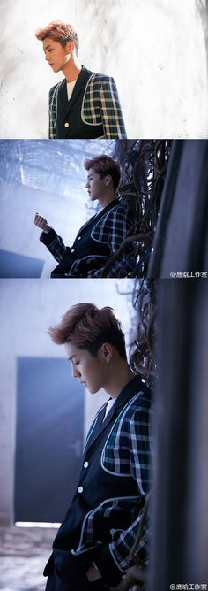 170121 Luhan Studio Weibo Update:  #Luhan# New mini digital album 《Venture》 first single 《What If I Said》 has officially been released~ Let's start the music adventure together with Boss Lu~ Platforms→ QQMusic, KugouMusic, KuwoMusic