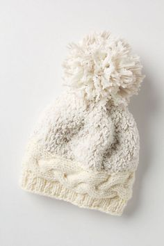 knit cap. anthropologie beanie