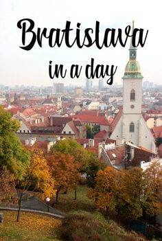 Enjoy the best of Bratislava in just a day with our city guide to the charming capital of Slovakia