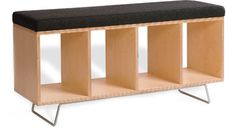 Offi Bench Box by Eric Pfeiffer, 2000;   Made by Offi – $699