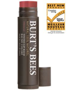 Burts Bees Tinted Lip Balm in Rose