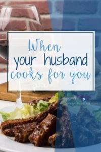 when your husband co