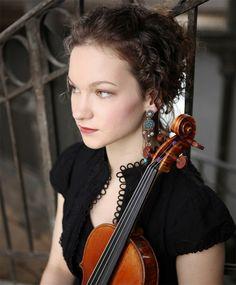 Hilary Hahn ~ Violinist