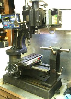 Ames Triplex Page 2 Love Machine, Machine Tools, Metal Mill, Maker Shop, Man Cave Garage, Simple Machines, Milling Machine, Old Tools, Metal Fabrication
