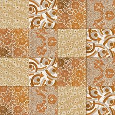 Textures Texture seamless | Patchwork tile texture seamless 16591 | Textures - ARCHITECTURE - TILES INTERIOR - Ornate tiles - Patchwork | Sketchuptexture
