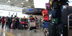Justiça Federal suspende cobrança por bagagens despachadas