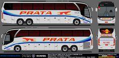 Bus Rmc - Samuel Gonçalves -: Neobus New Road 380 N10 Scania K400IB 6x2 Prata-46...